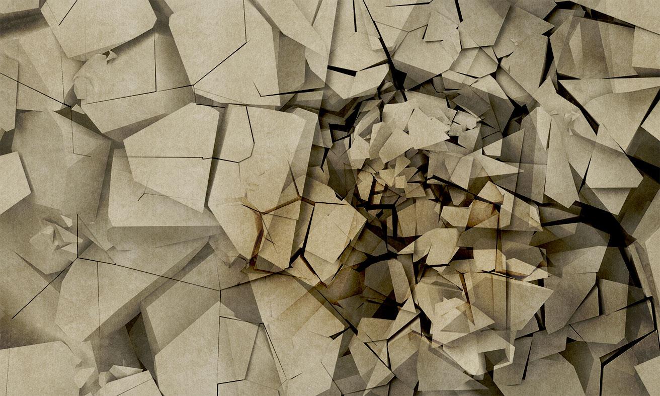wallpaper Surface deconstruction